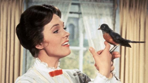 Happy 80th Birthday, Julie Andrews!