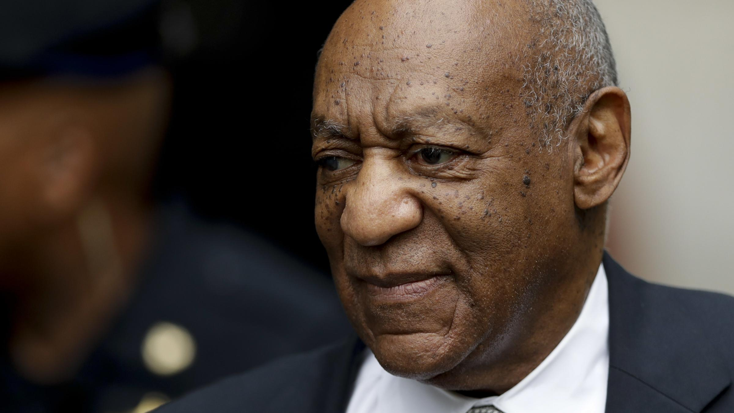 Mistrial declared in Bill Cosby's criminal trial as jury deadlocks